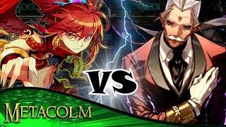 [Soccer Spirits] Vermilion Bird vs. Belial Superb Boss (No Enervation)