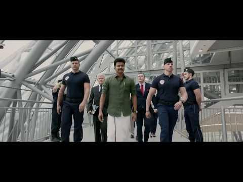 Mersal Hindi Dubbed Trailer   Vijay   Atlee   A R Rahman   4K