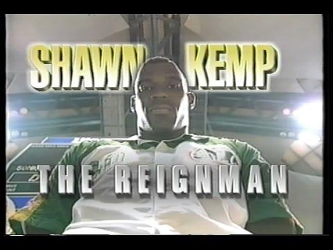 Shawn Kemp  The ReignMan