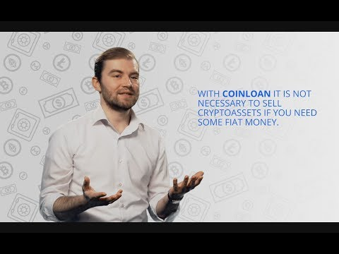 CoinLoan. About the Project and ICO