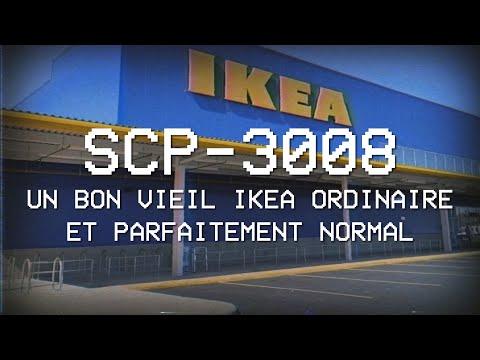 SCP-3008 - Un Bon Vieil Ikea Ordinaire et Parfaitement Normal