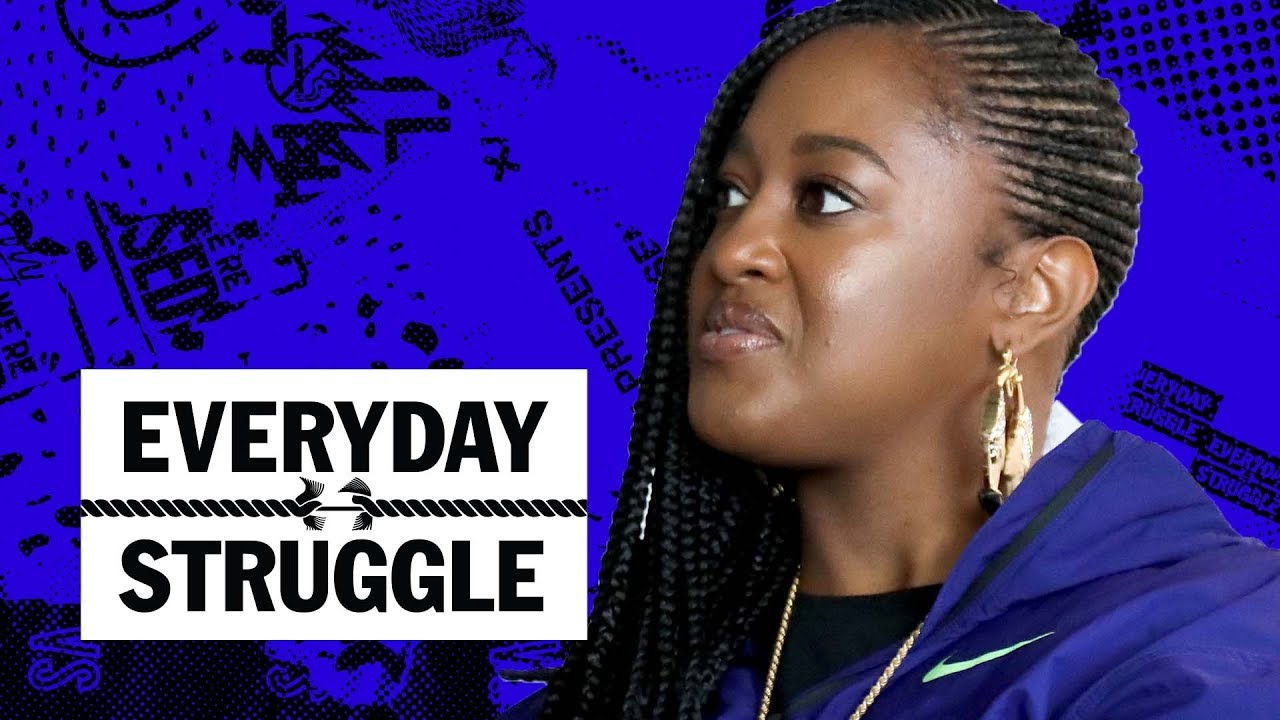 Rapsody on Upcoming Album 'Eve,' Current State of Female Rap & Working W/ D'Angelo|Everyday Struggle