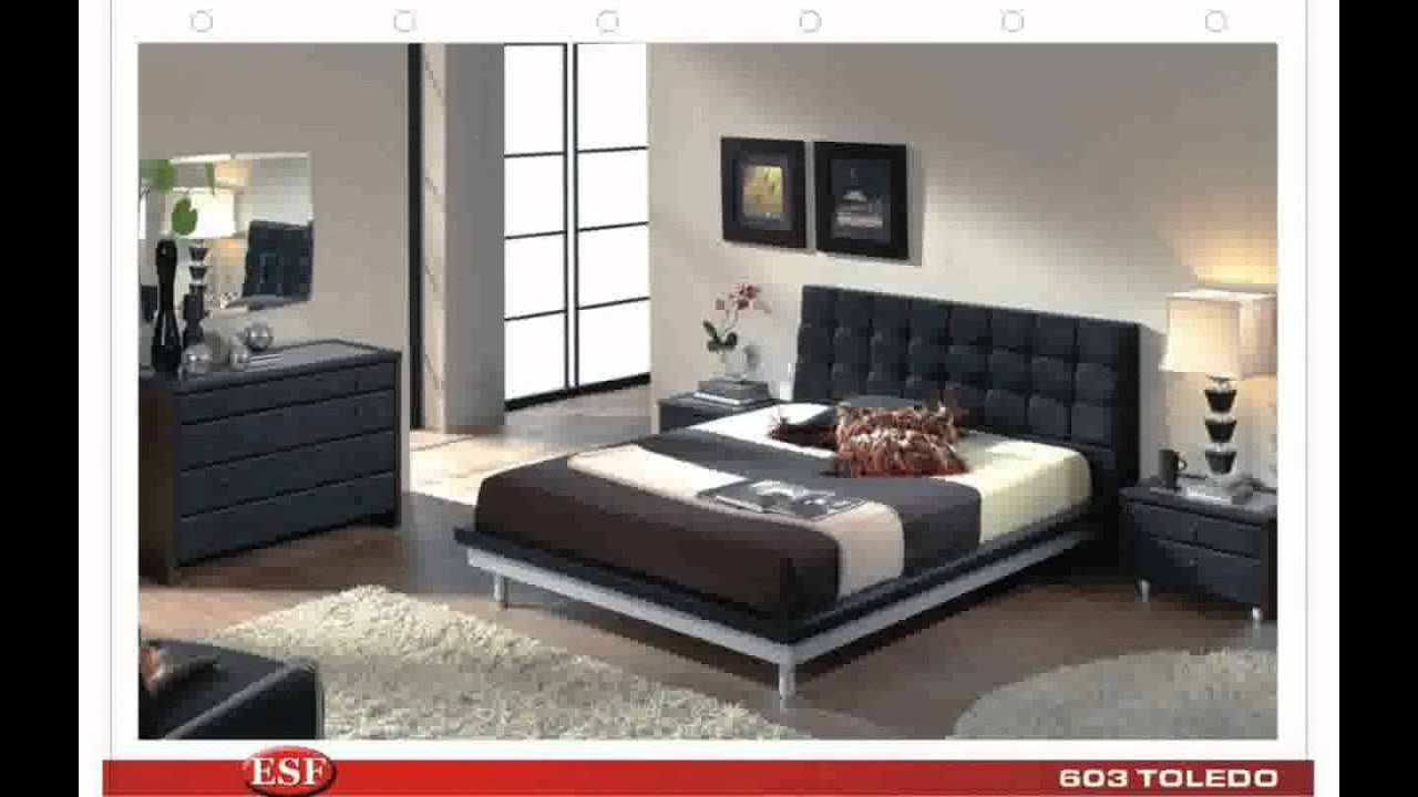 Bedroom furniture designs youtube for Bedding room furniture