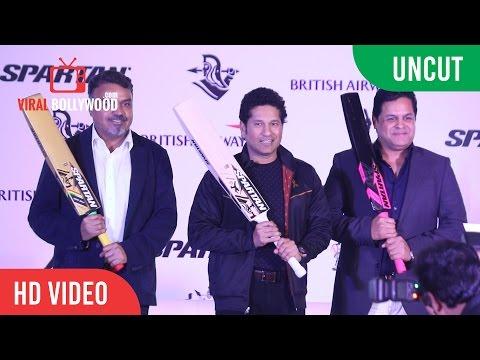 UNCUT - Sachin By Spartan   Sachin Tendulkar And Spartan Sports International