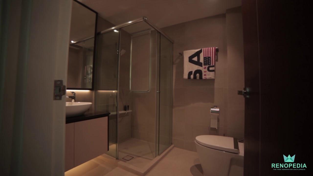 interior design singapore modern contemporary home matrix