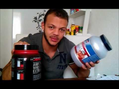 Billig Protein vs. Designer Protein / Review / Champ vs. GNC