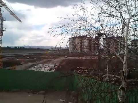Erzurum MNG Residence[25'er Katlı Üçüz Kule]& MNG Mall Avm