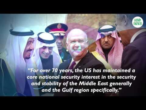 Joseph Westphal, American Ambassador to Saudi Arabia