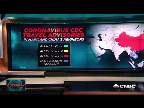 Coronavirus  Further Updates on Travel Impact