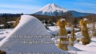 Japanese Folk Song #3: Snow (雪/Yuki)