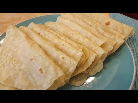 How to Make Flour Tortillas | Never Buy Them Again!