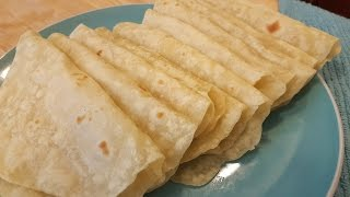 how to make flour tortillas never buy them again