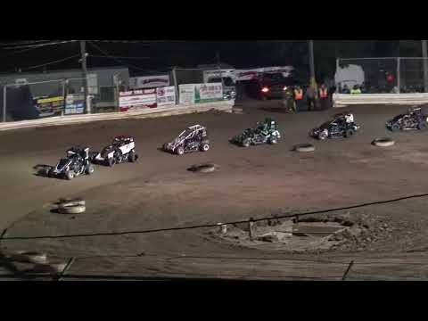 Limerock Speedway A Main 600s 9-30-17