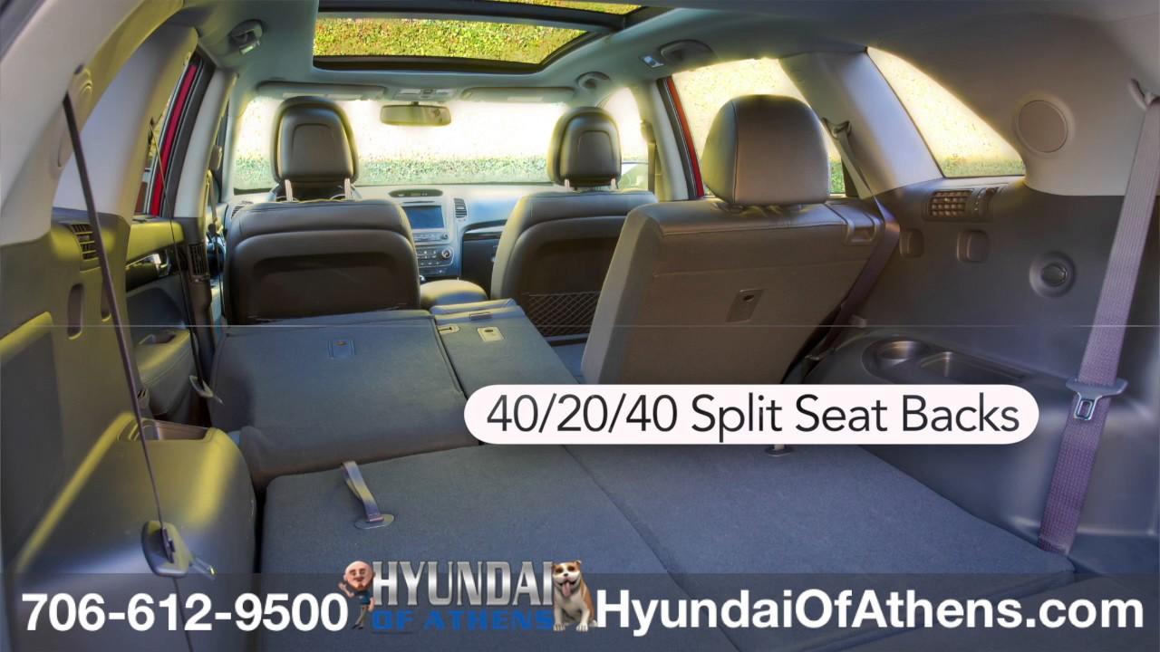 Honda Athens Ga >> 2017 Hyundai Tucson Cargo Volume | Best new cars for 2018