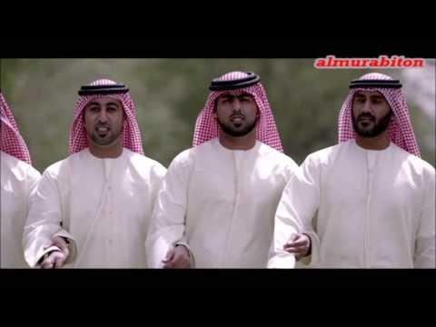 Almazyood band Arabic song - United Arab Emirates بروق و سحايب - فرقة المزيود الحربية
