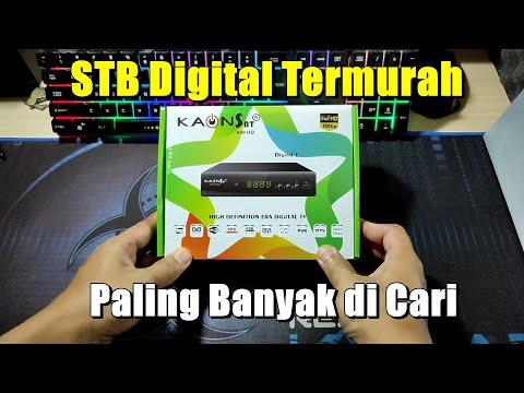 STB TV Digital Kaonsat 899 HD DVB T2 Termurah Untuk Nonton Bola Gratis