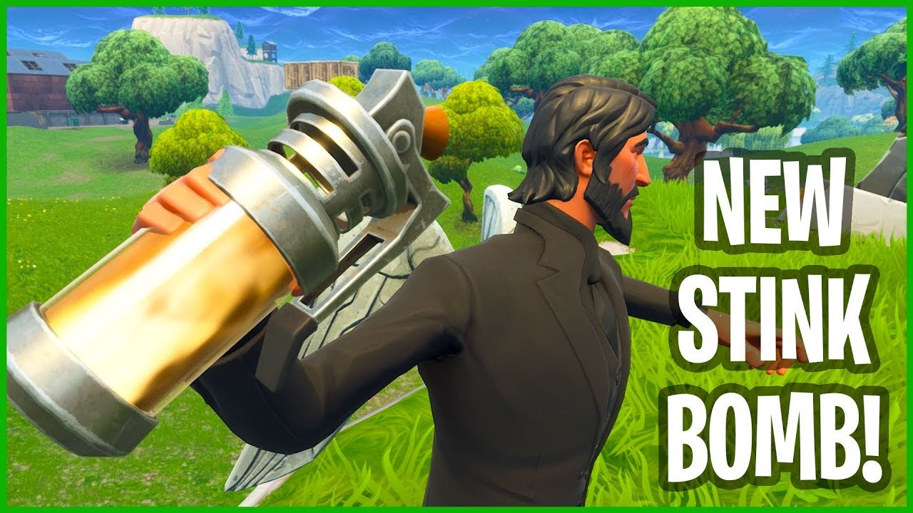 New Stink Bomb Gameplay with Love Ranger's Wings! - YouTube
