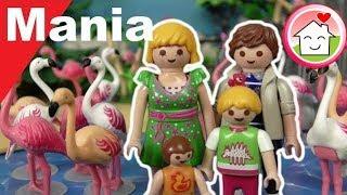 Playmobil Mega Zoo von Familie Hauser - PLAYMOMANIA - Film deutsch