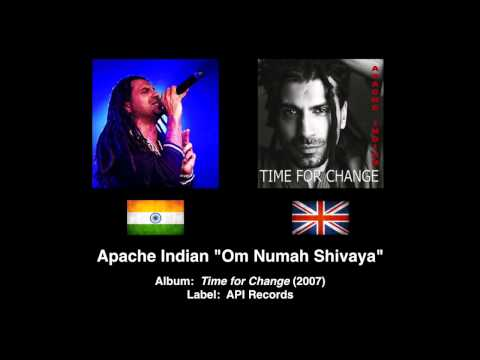 Om Numah Shivaya lyrics by Apache Indian - original song ...
