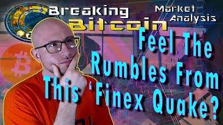 Bitfinex Revelation Crashes the Bitcoin Market - Tether Insolvency Confirmed?