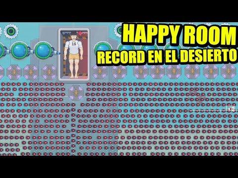 RECORD BRUTAL DE ALTURA - HAPPY ROOM | Gameplay Español