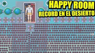 RECORD BRUTAL DE ALTURA - HAPPY ROOM | Gameplay Español