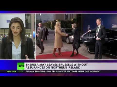 Theresa May fails to gain assurances at European Council