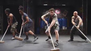 STOMP London | Brooms