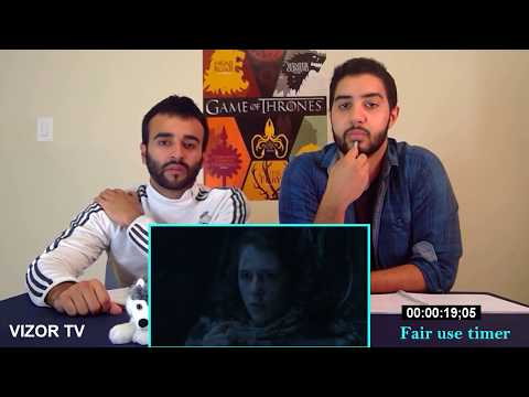 """Game of Thrones Season 4 Episode 5 [PART 2] REACTION/REVIEW! """" First of His Name"""""""