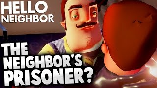 Hello Neighbor - DID WE FIND THE GRAVE? (Hello Neighbor Alpha Gameplay)