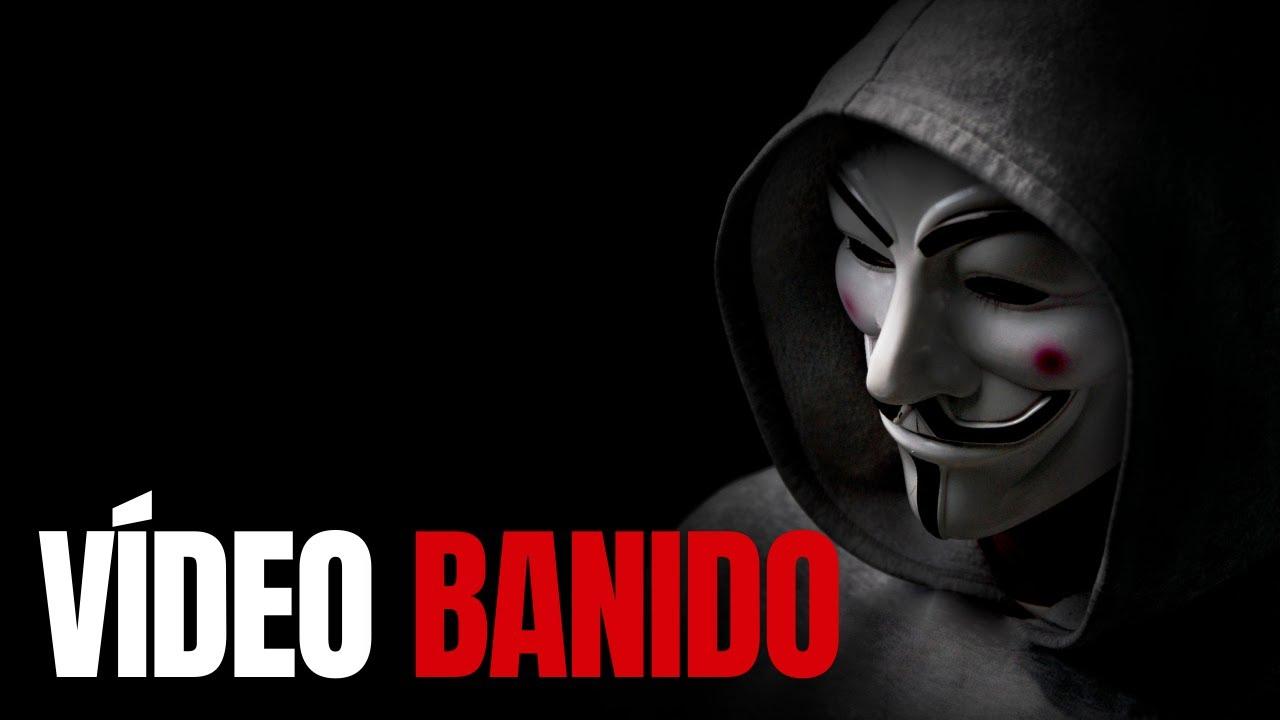 Vídeo banido do Youtube