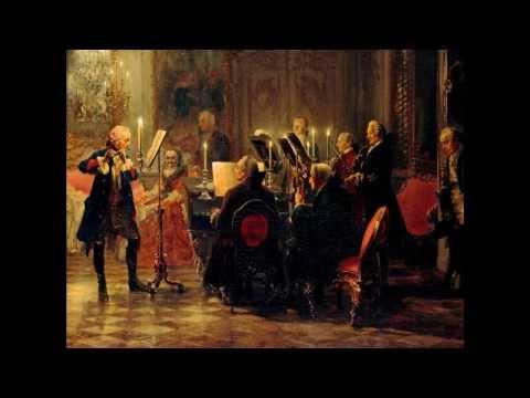 Frederick II Hohenzollern - Flute Concerto in C major, I Allegro
