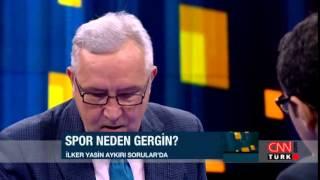 İlker Yasin, Enver Aysever'in sorularını yanıtladı: Aykırı Sorular - 18.06.2014