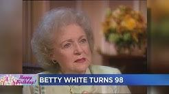 Happy 98th Birthday, Betty White!