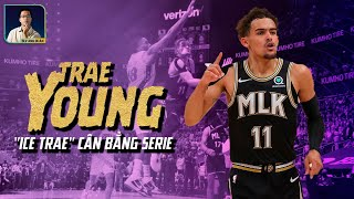 "NBA PLAYOFFS: ""ICE TRAE"" CÂN BẰNG SERIE VỚI PHILADELPHIA 76ERS"