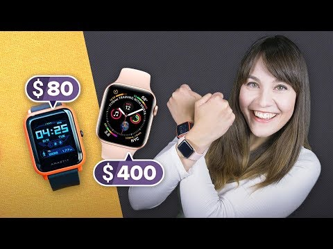 apple-watch-vs.-amazfit-bip:-best-value-smartwatch