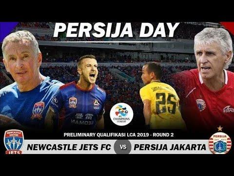 Persija vs newcastle jets 1-3|||Persija Jakarta tersingkir dari LCA 2019 Mp3
