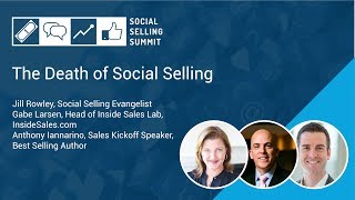 The Death of Social Selling