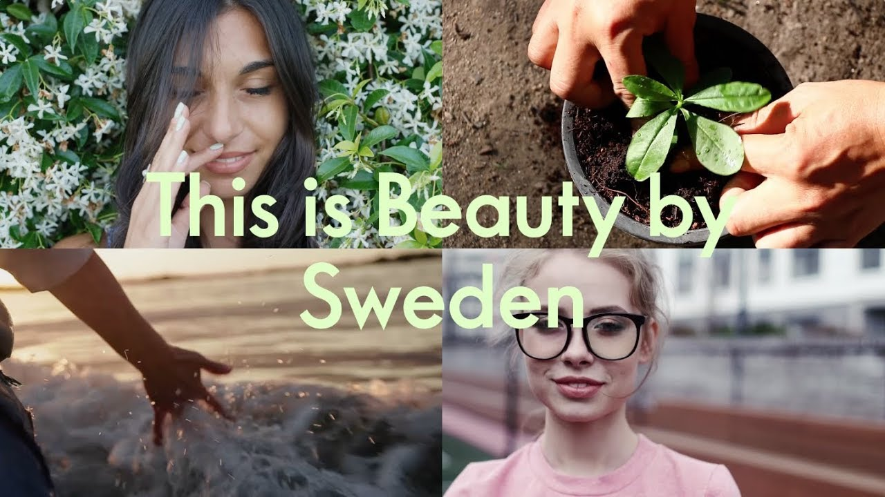 beauty of sweden