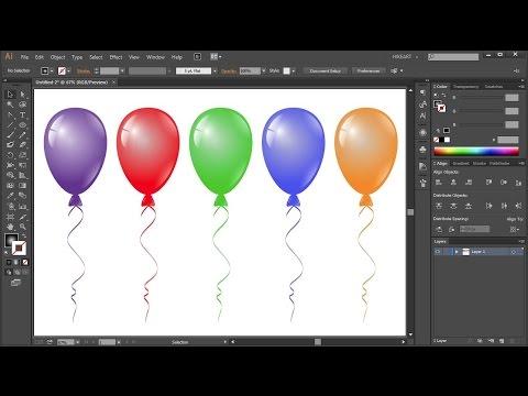 Adobe illustrator cs6 & cc basic tools tutorials for beginners.