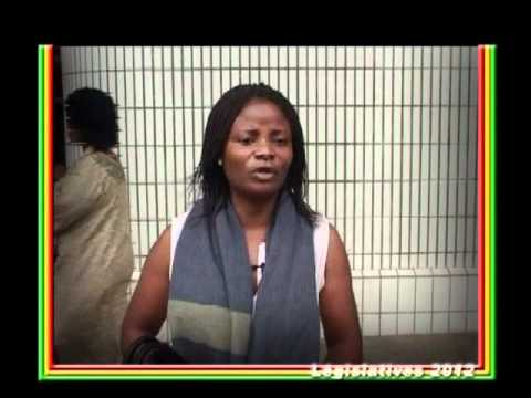 Femmes et filles du Congo: VOTEZ/Spot de l'UNFPA