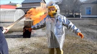 Фильтрующий самоспасатель Шанс от центра Самоспас(, 2015-07-22T08:18:14.000Z)