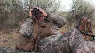 Alps Outdoors Bino Harness X--Video Review
