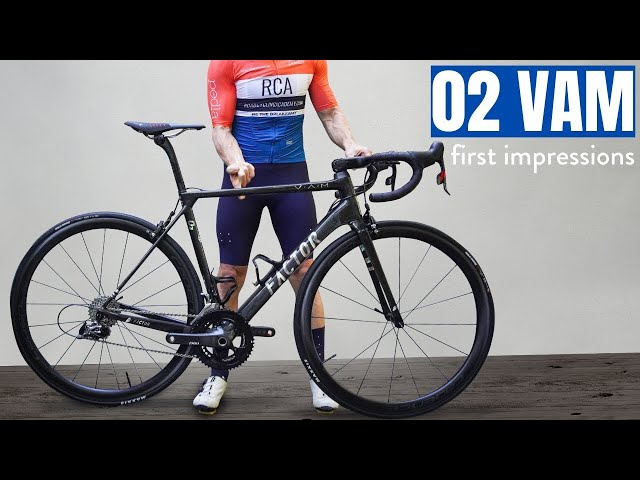 Factor 02 VAM First Impressions (The Featherweight Bike)