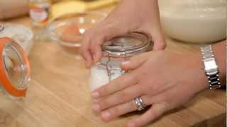 Vanilla Cheesecake Recipe   Baking   Schwartz Cooking Club