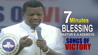 Pastor E.A Adeboye 7Minutes Prayer Of Blessing @ RCCG 2017 HOLY GHOST CONGRESS_ #Day7