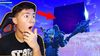 "NEW ""Purple Cube"" is a SHIELD GEN, BOUNCE PAD, and KILLING MACHINE 