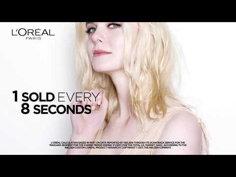 Lash Paradise Mascara | L'Oreal Paris Makeup ft Elle Fanning