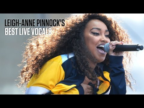 Leigh-Anne Pinnock's Best Live Vocals