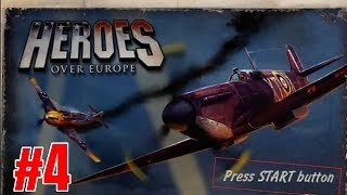 Heroes Over Europe: Campaign Walkthrough: Fighter Superiority